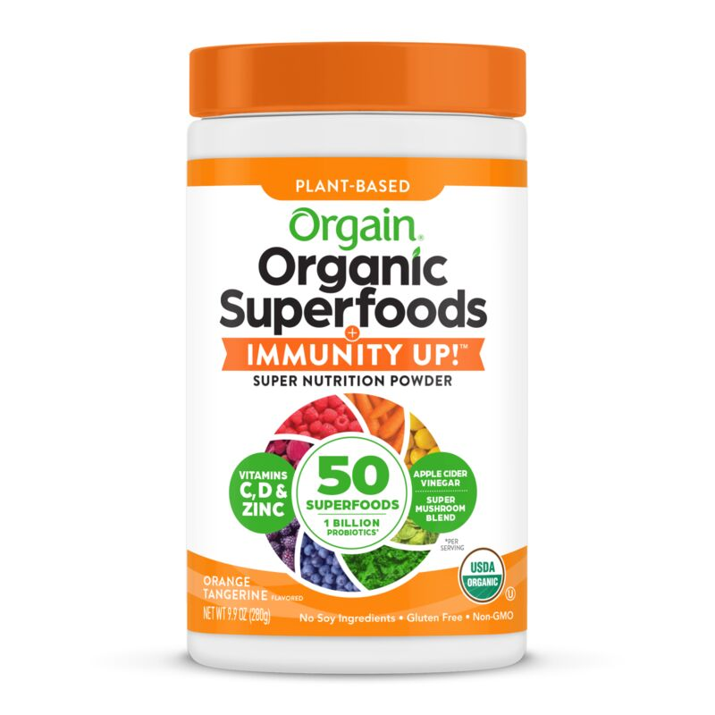 Superfoods + Immunity Powder