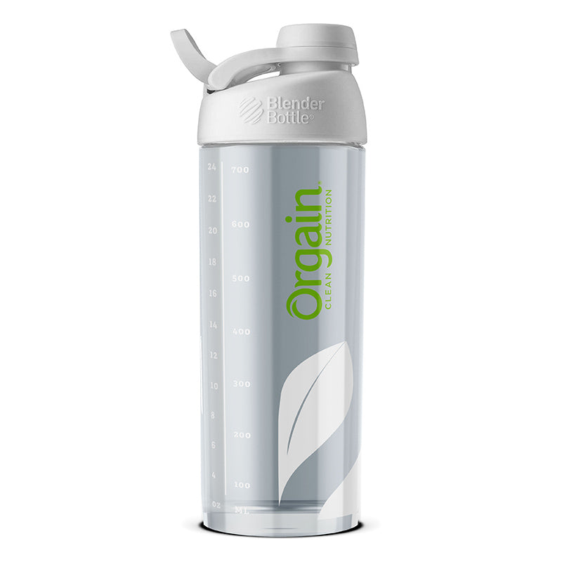 Orgain Sleek BlenderBottle® SportMixer Twist Cap - 28oz - White