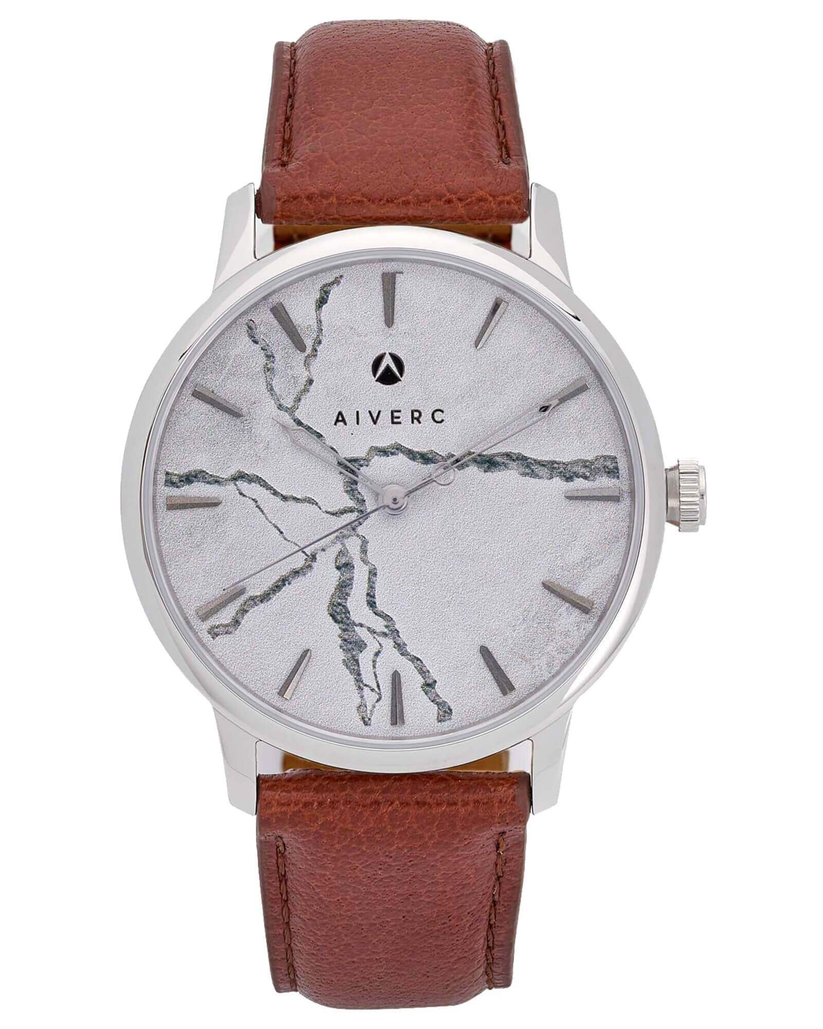 Faena Grey Concrete - 40mm - Aiverc | Designer Watches