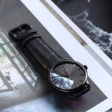 Ontario All Black - 40mm - Aiverc | Designer Watches