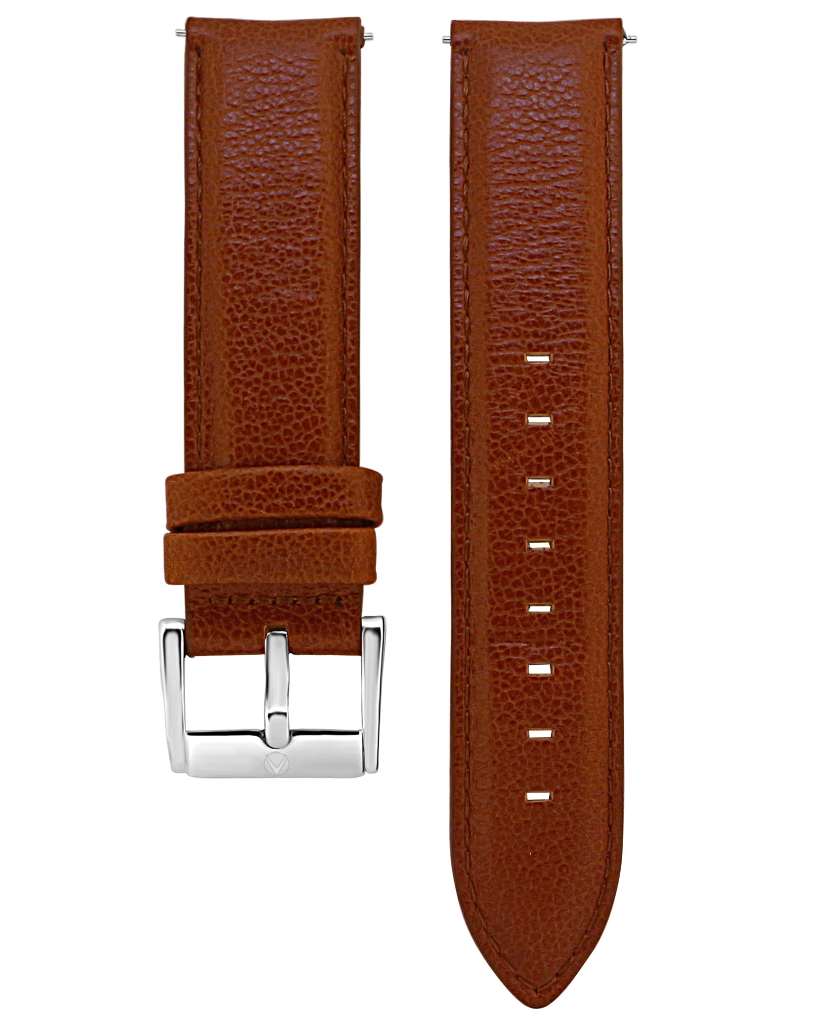 Brown Leather Strap - Aiverc | Designer Watches