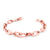 Aiverc Maine Men's Rose Gold Chain Bracelet - Aiverc | Designer Watches