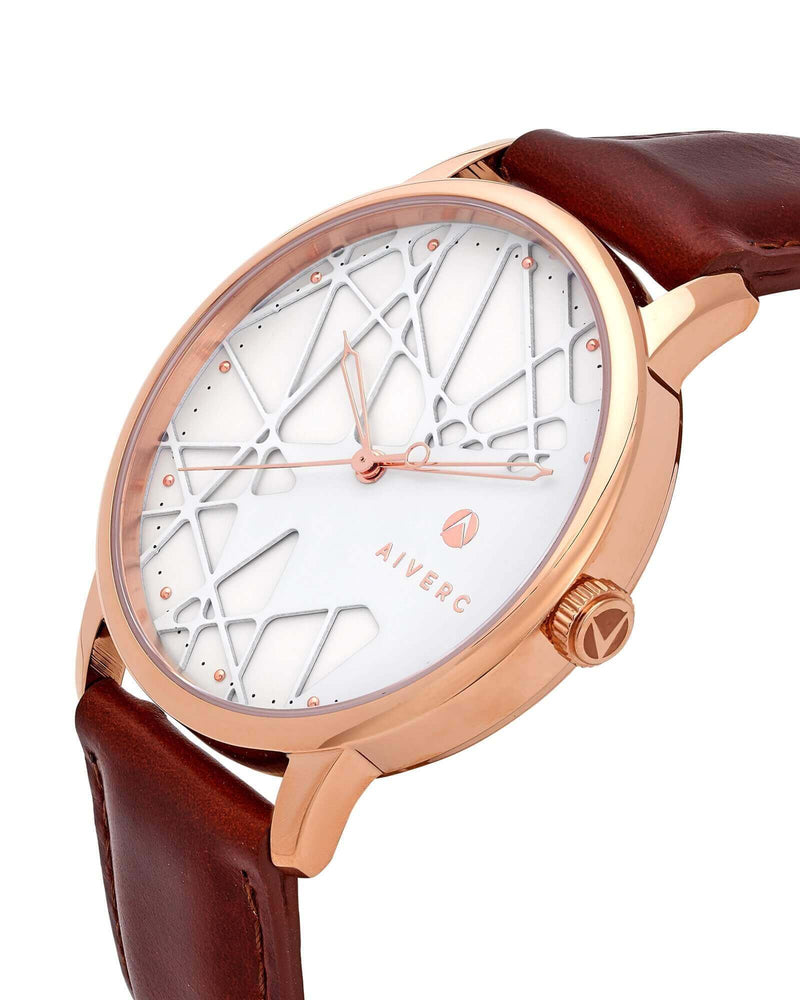 Womens Opera Classic Rose Gold - 40mm - Aiverc | Designer Watches