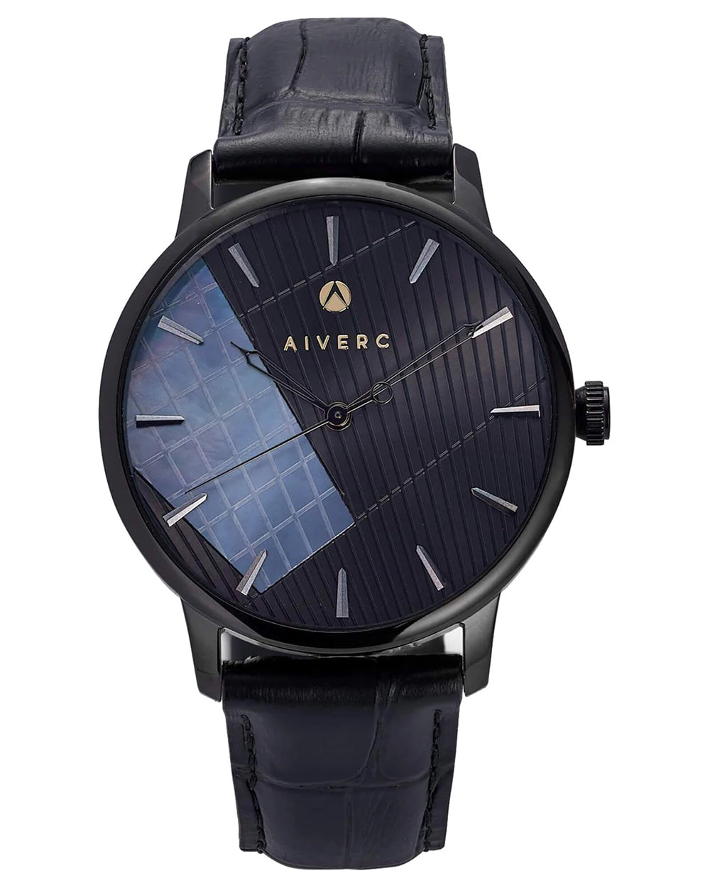 Womens Ontario All Black - 40mm - Aiverc | Designer Watches