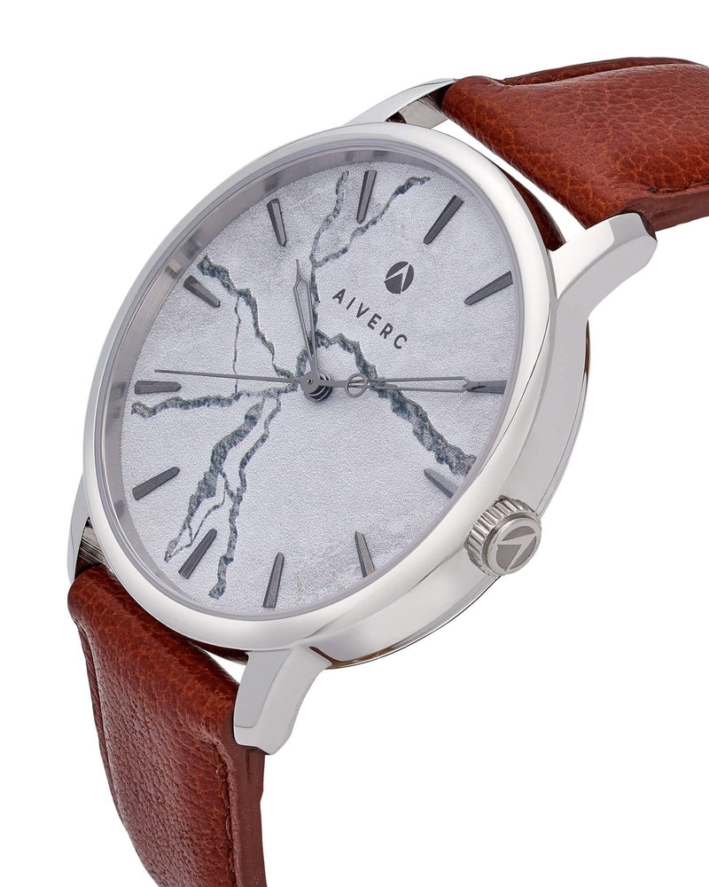 Womens Faena Grey Concrete - 40mm - Aiverc | Designer Watches