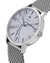 Womens Faena Silver Mesh Watch - 40mm - Aiverc | Designer Watches