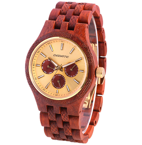 Image of Super Classy Light Weight Bamboo Designer Watch