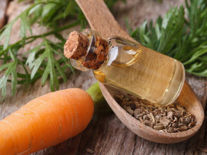 Essential Natural Carrot Skin Care Oil