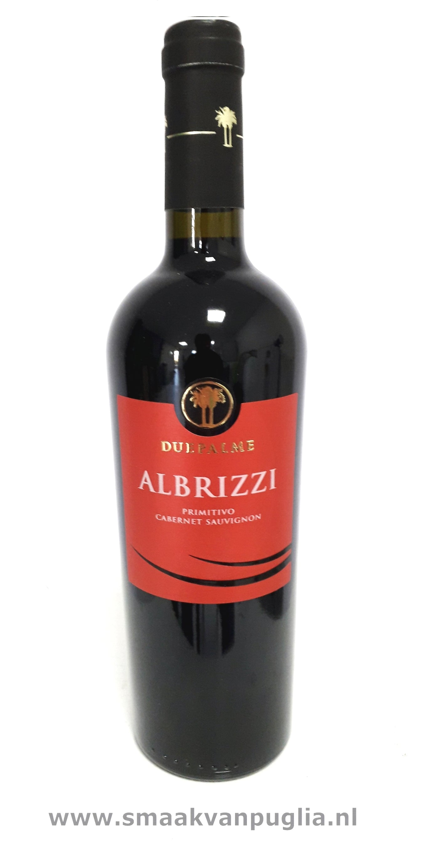ALBRIZZI ROSSO rood