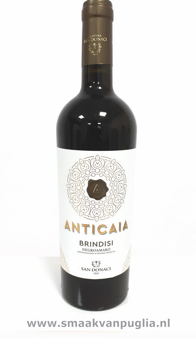ANTICAIA BRINDISI ROSSO rood