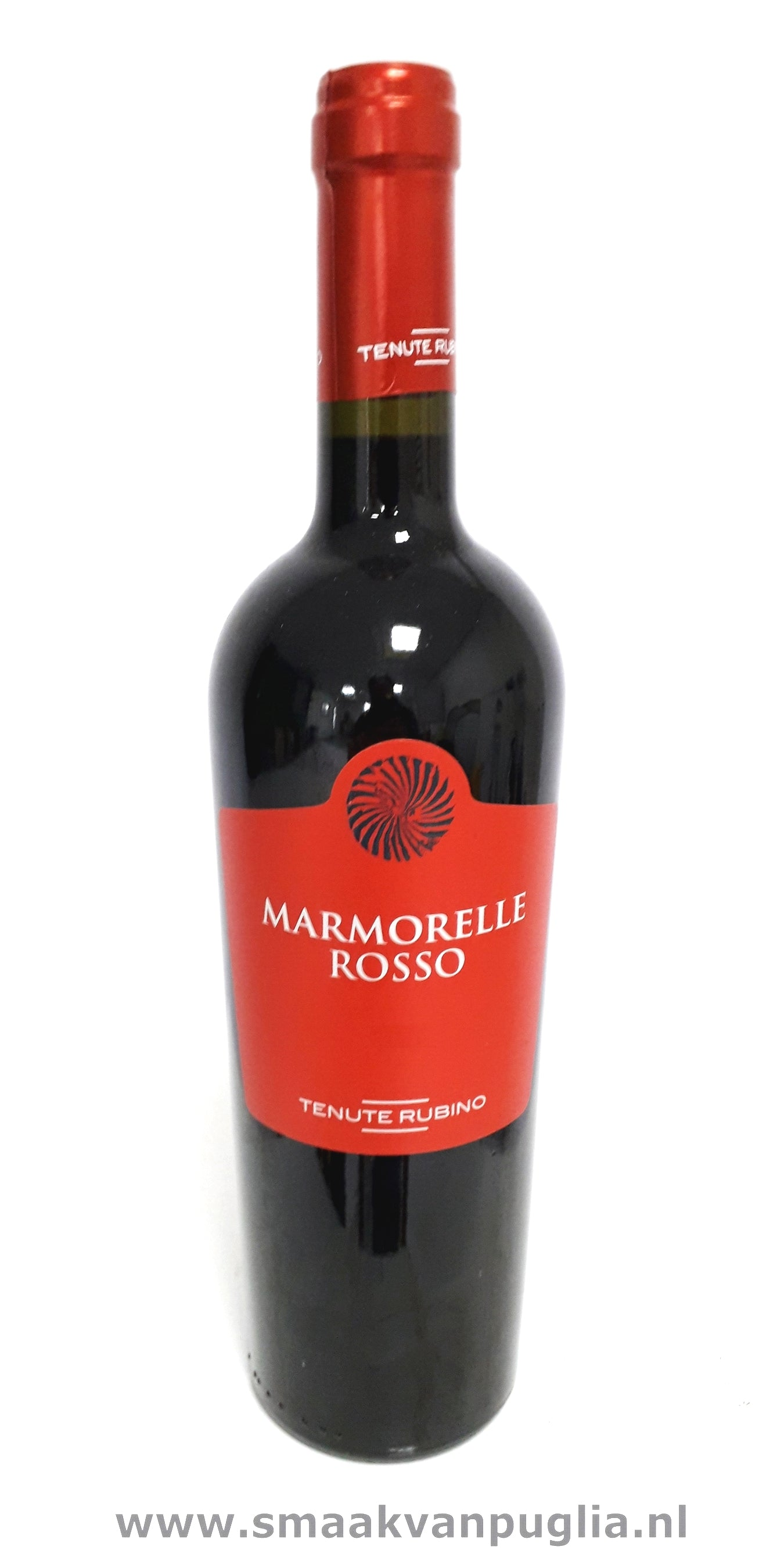 MARMORELLE ROSSO rood