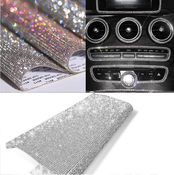 Crystal Rhinestone Car Stickers(Buy 2 Free Shipping)