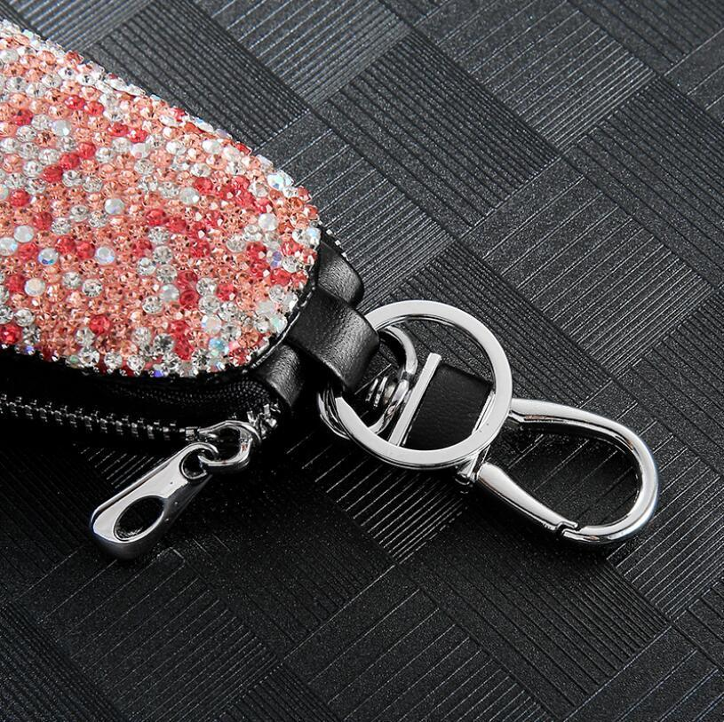 Crystal Bling women Car Key Case(Buy 2 Free Shipping,enjoy 10% off)