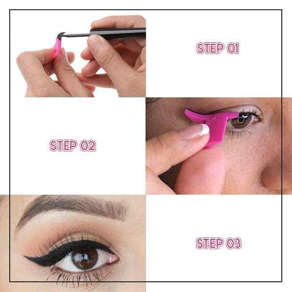 Perfect Winged Eyeliner Stamp (Set of 4 )