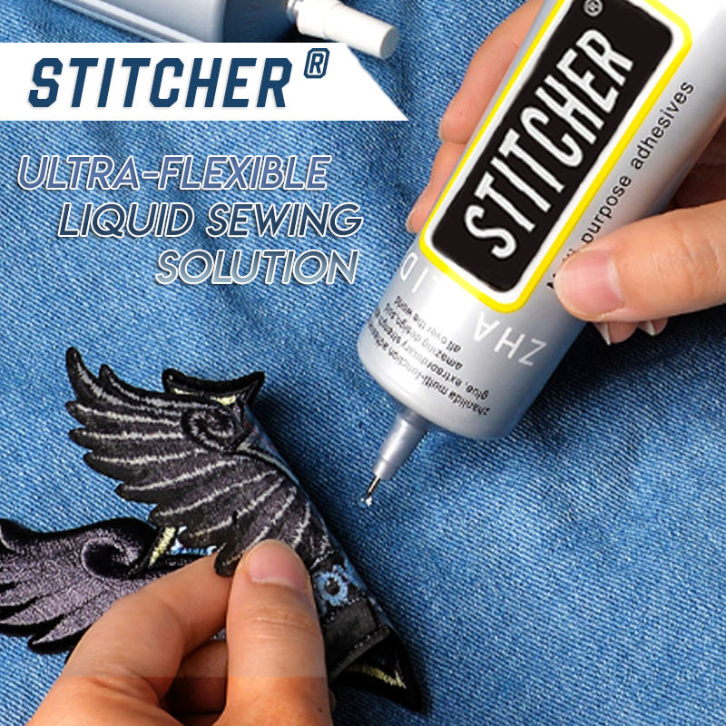 Ultra-flexible Liquid Sewing Solution