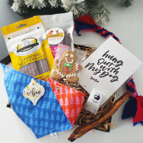 MIMIO & CO. HOLIDAY BOX