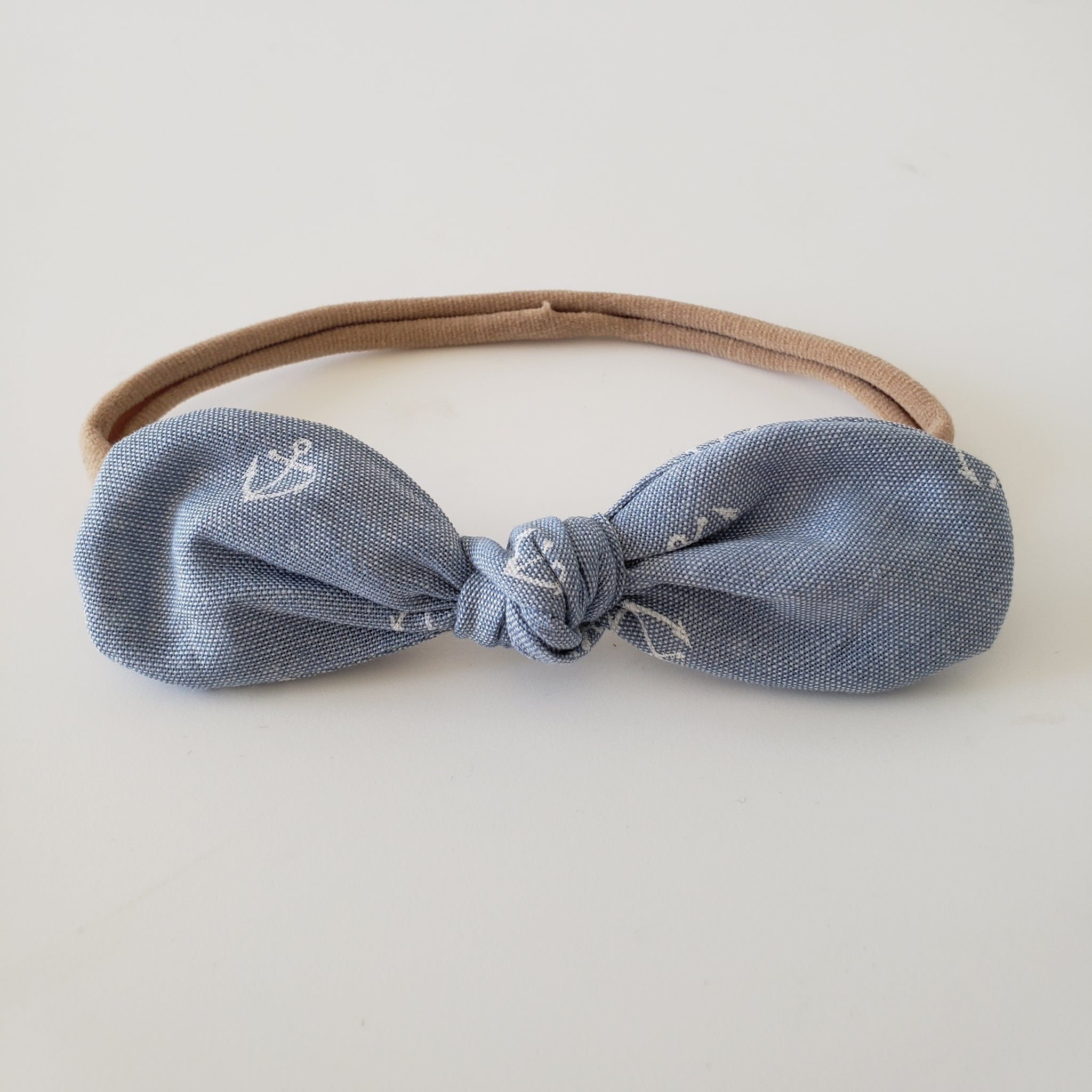 CHILDREN'S BOW HEADBAND - OFF THE HOOK
