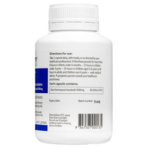 SB-500 Saccharomyces Boulardii (30 Capsules) - Requires a pharmacist consult to purchase, please call us on 09 422 1727