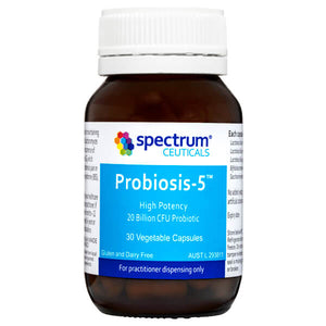 Probiosis-5 (30 Capsules) - Requires a pharmacist consult to purchase, please call us on 09 422 1727
