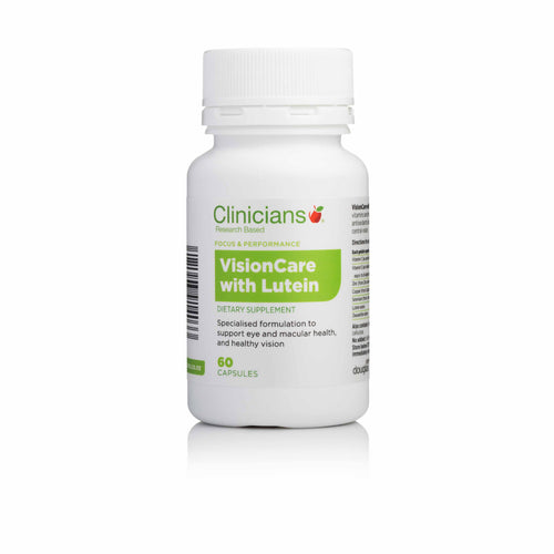 VisionCare with Lutein (60 Capsules)