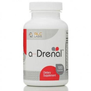 a-Drenal Adrenal Glandular by RLC Labs (120 Capsules)