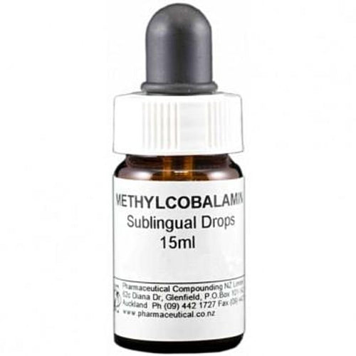 Methylcobalamin (B12) Sublingual Drops