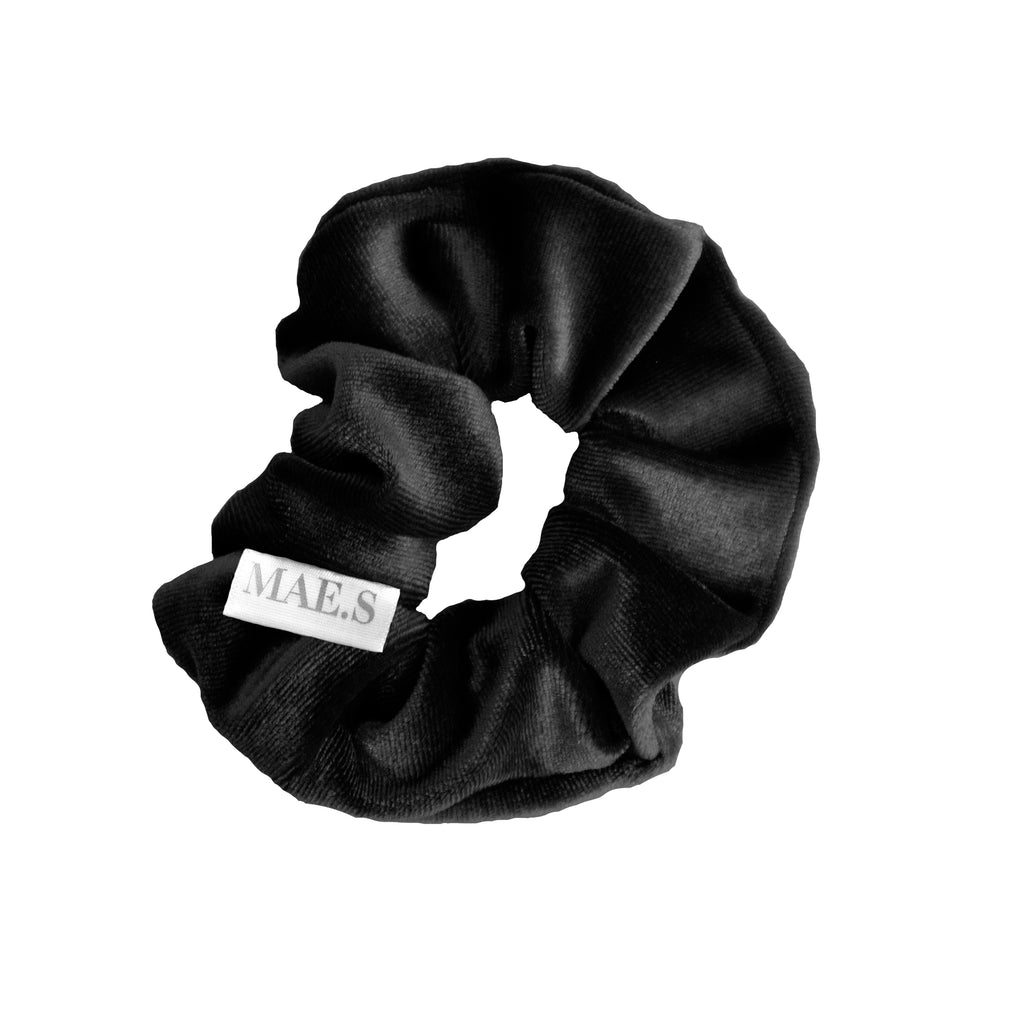 Scrunchie Endless Black
