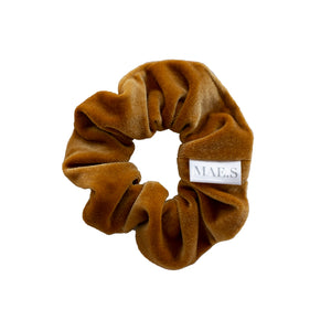 Scrunchie Golden Yellow