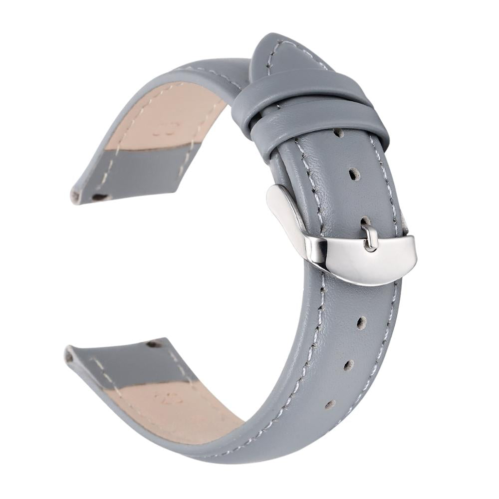 Grey Watch Strap