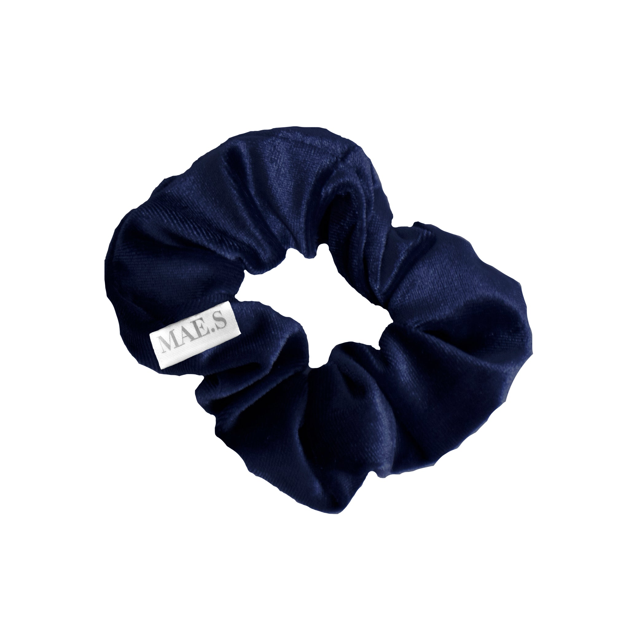 Scrunchie Midnight Blue