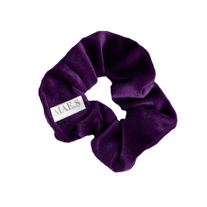 Scrunchie Pleasure Purple