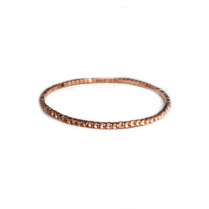 Tiny But Shiny Bracelet Double Rosegold