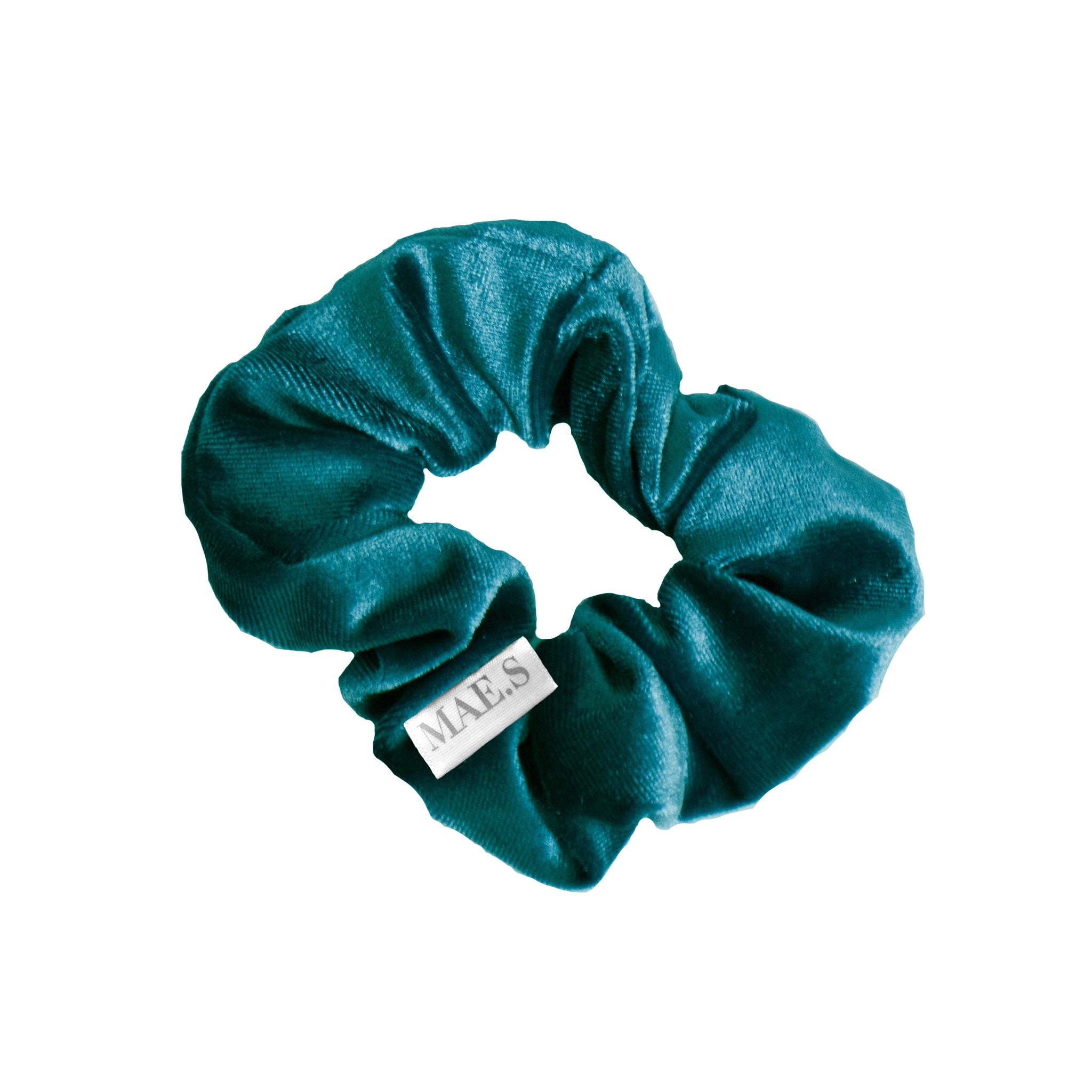 Scrunchie Trendy Teal