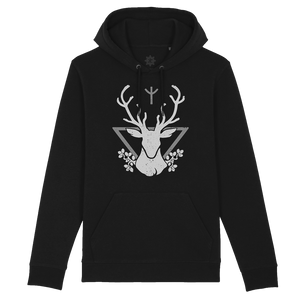 The Watching Deer  - Hoodie