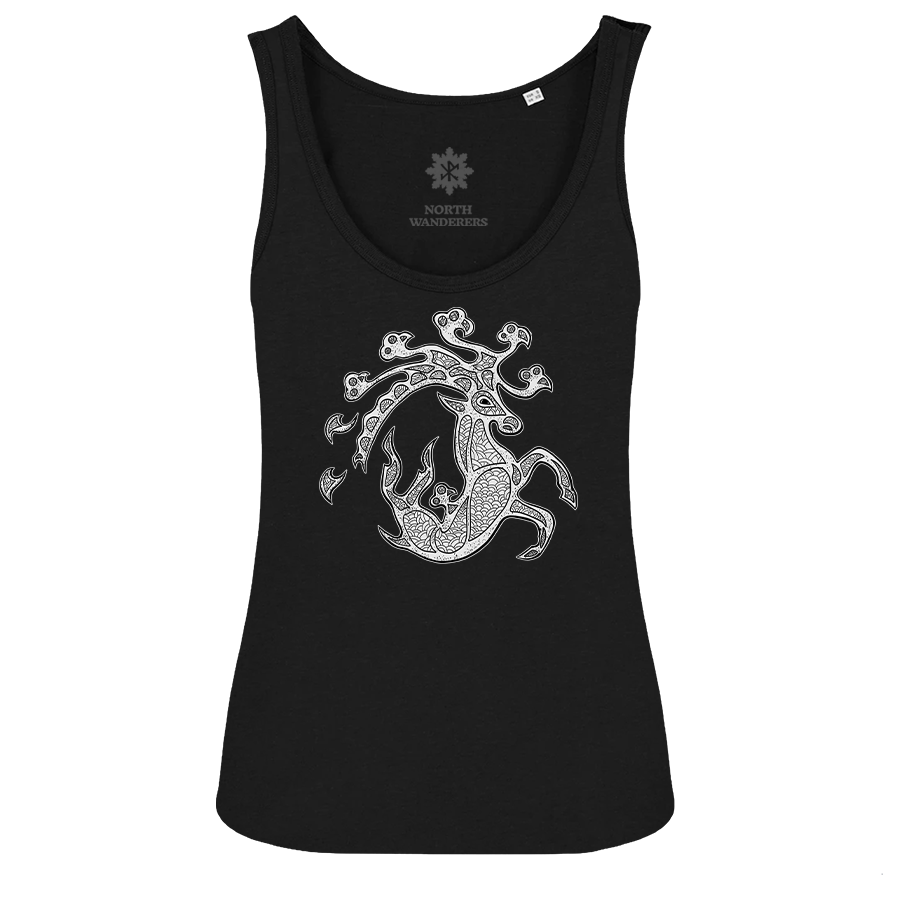 The Kourgane's Deer -  W tank top