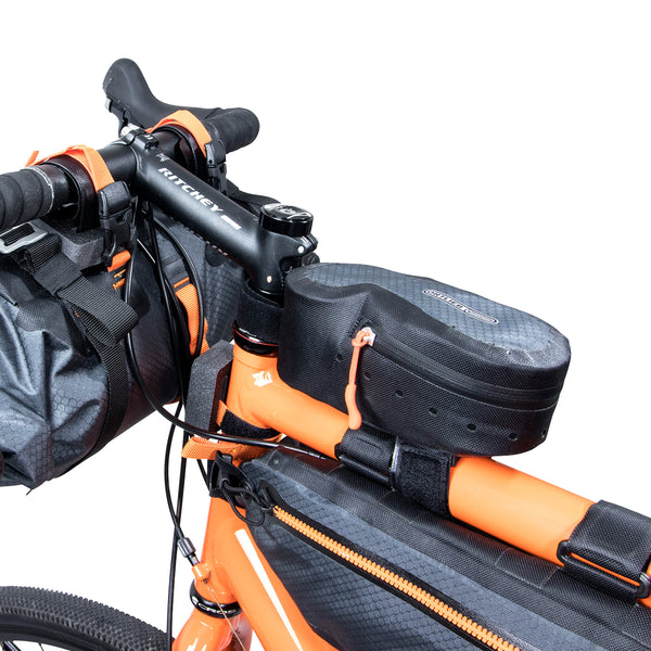 ORTLIEB BikePacking Waterproof Cockpit Pack in Slate (F9961)