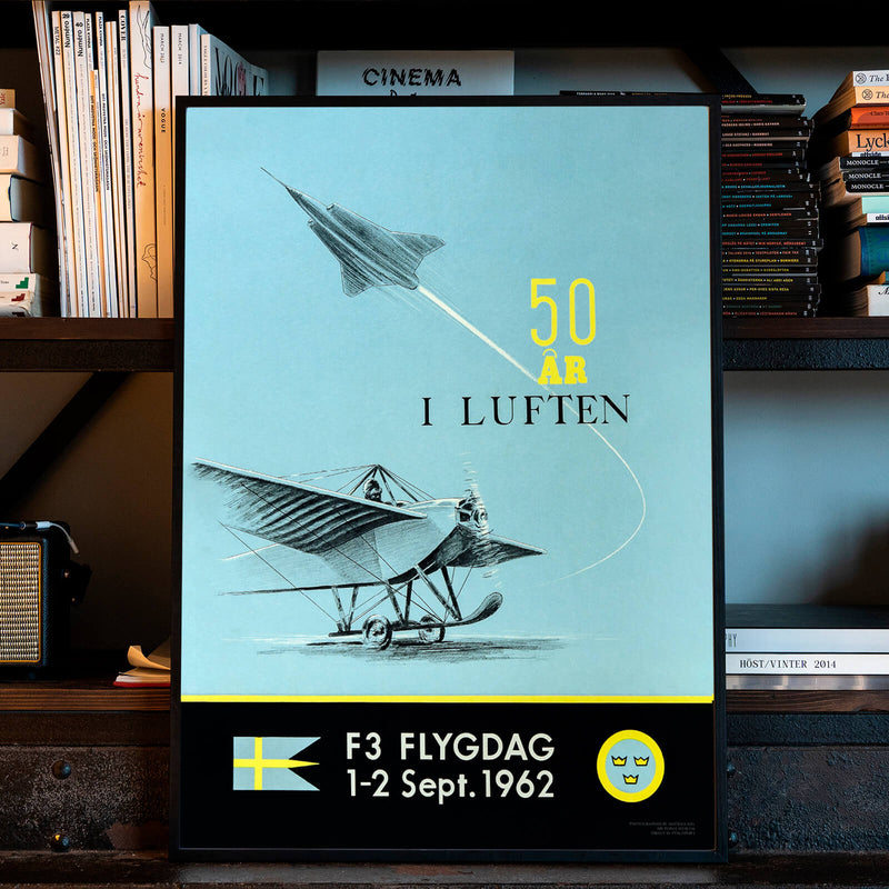 50 Years of Flight - Historly AB