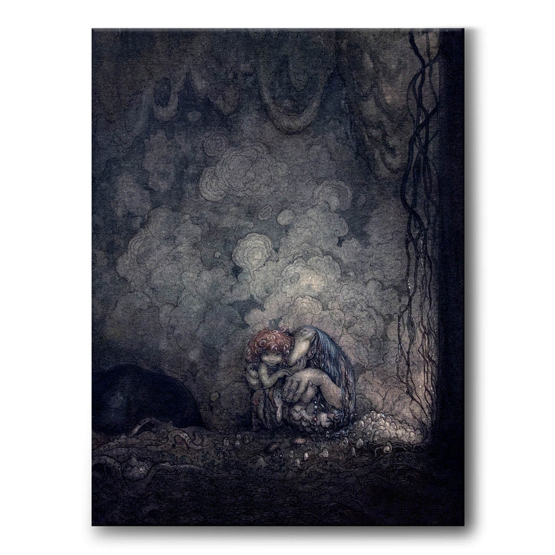 Motherly Love - Canvas