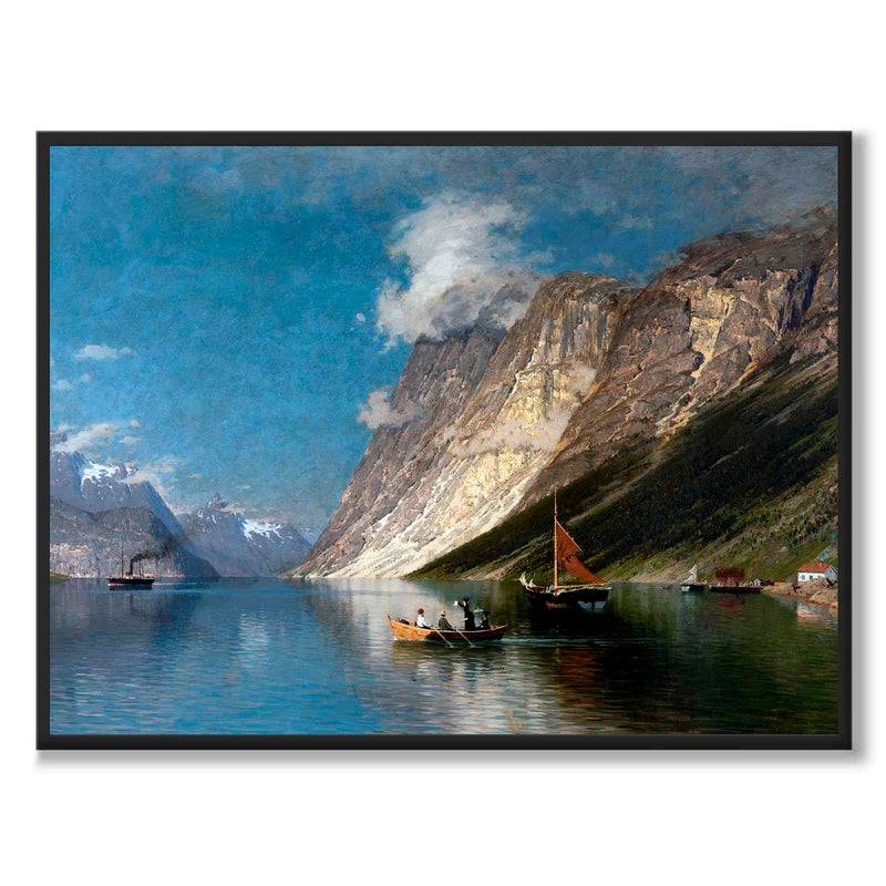 The Romsdal Fiord