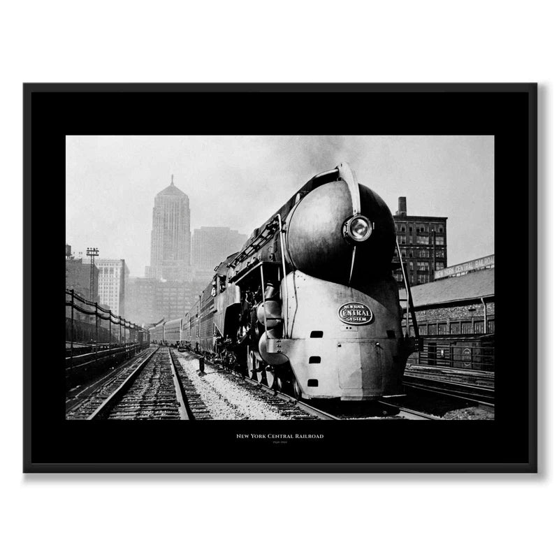 Black Collection - New York Central Railroad