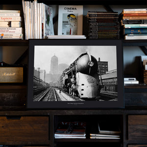 Black Collection - New York Central Railroad - Historly AB