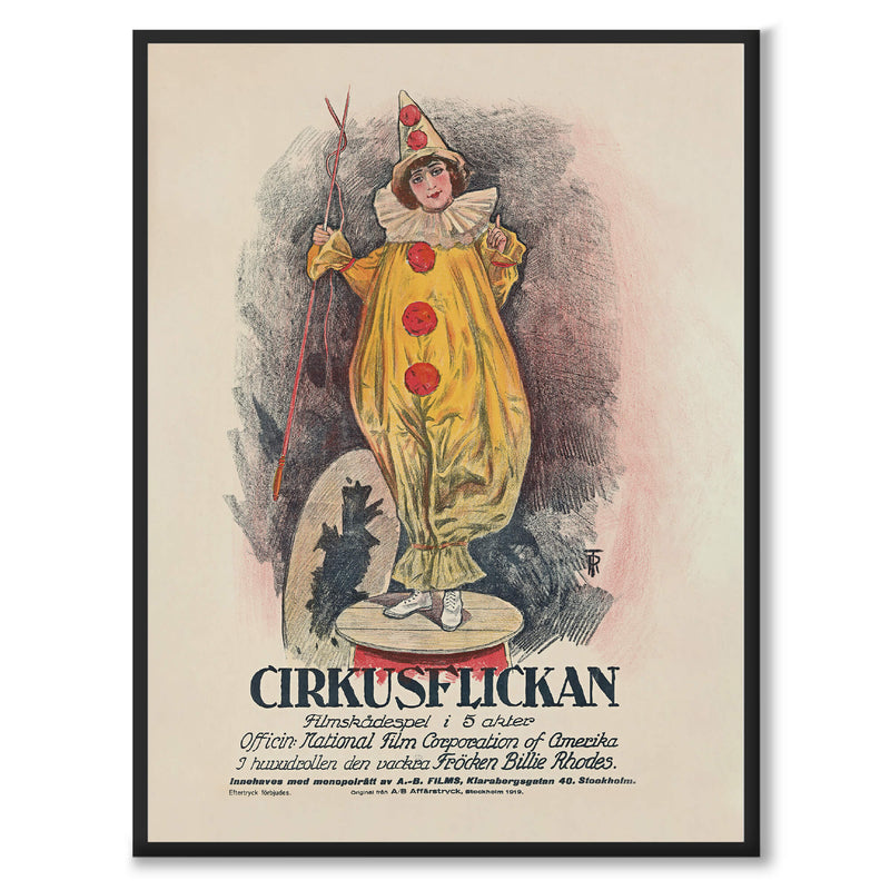 The Circus Girl - Historly AB