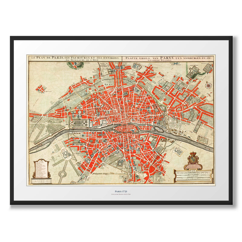Paris 1721 - Historly AB