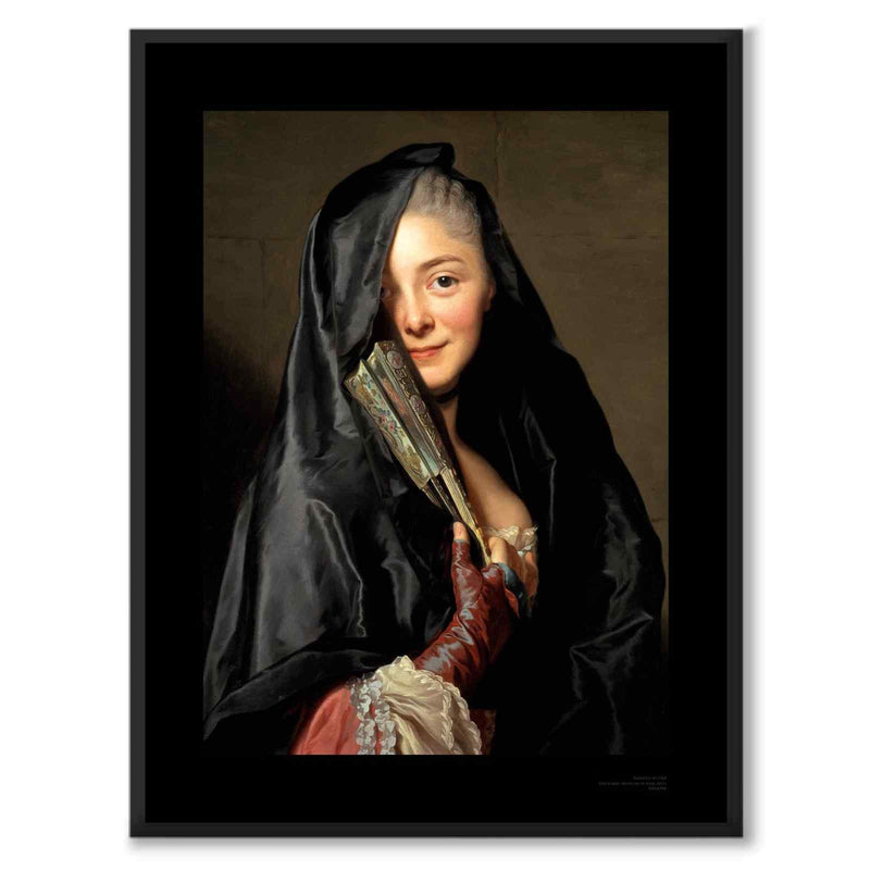 Black Collection - The Lady With The Veil
