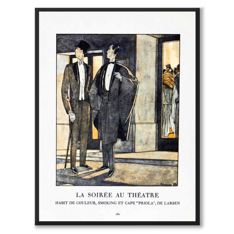 The Evening at the Theater