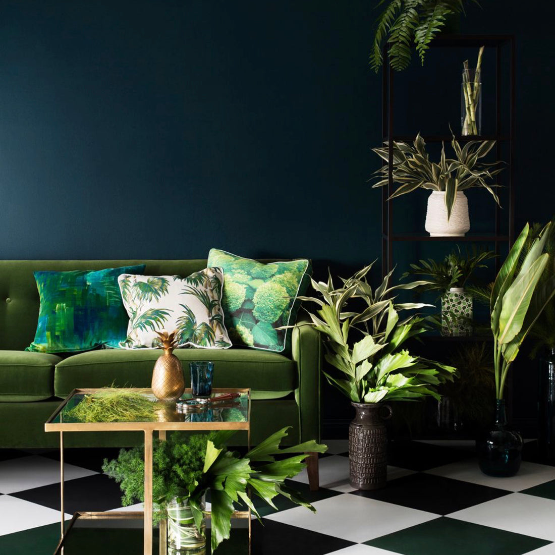 Our Green Cushion Edit | Suzani, Ikat & Velvet Cushions
