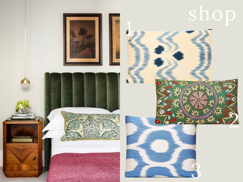 How To Add Colour To Your Home With Cushions