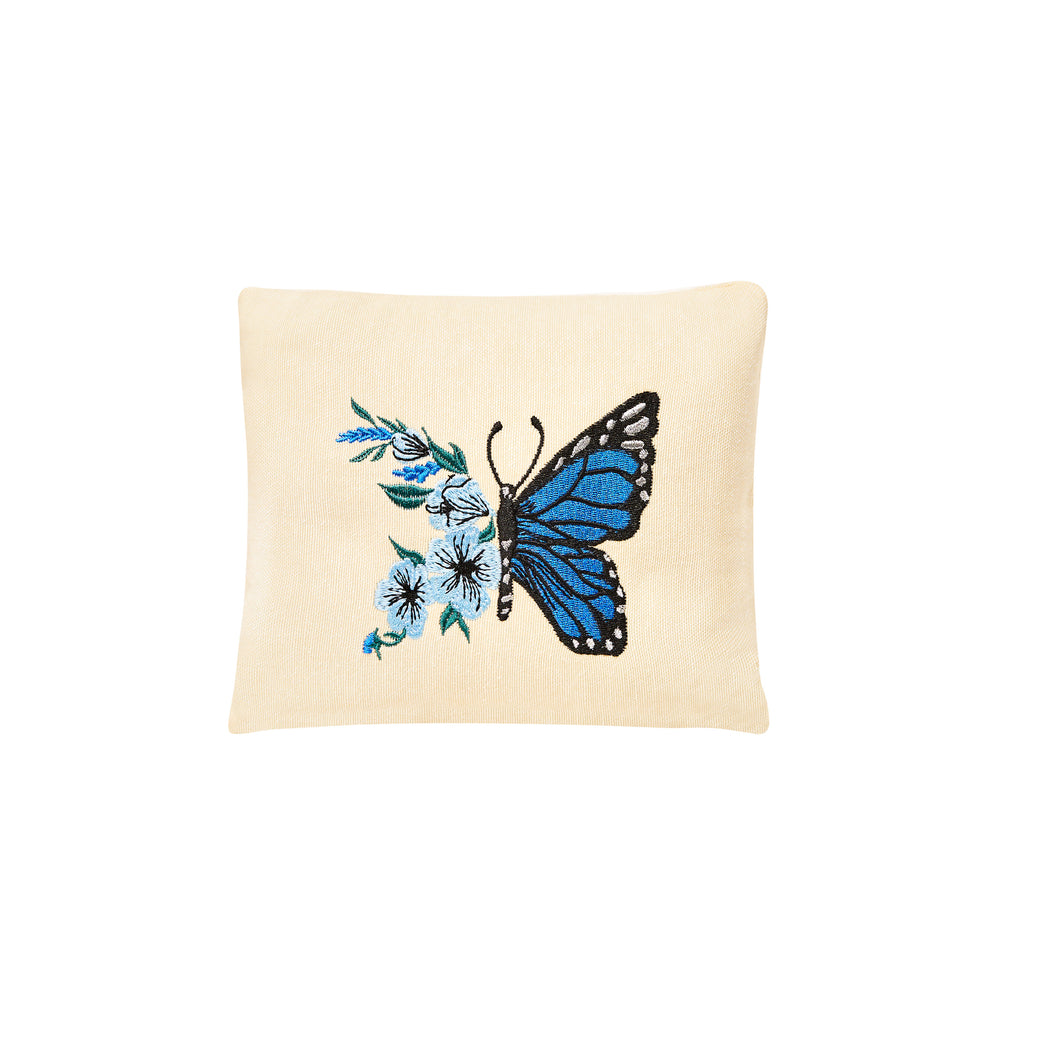Butterfly Lavender Cushions Sachet - Heritage Geneve