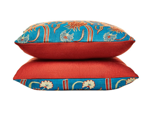 Suzani / Ikat Limited Edition cushion / pillow