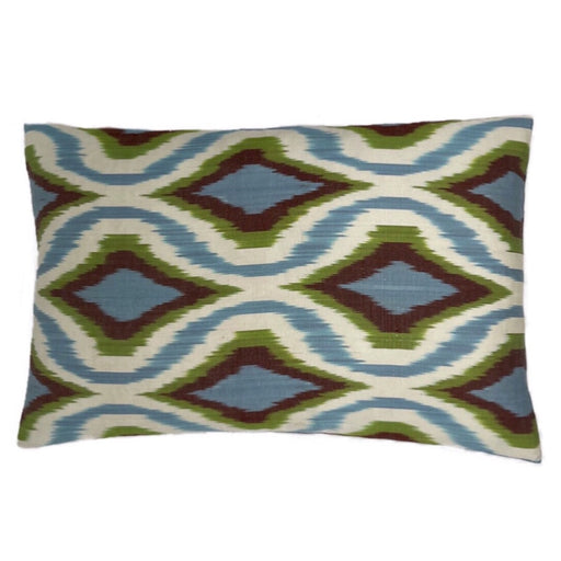 Worldwide shipping Ikat luxury cushions